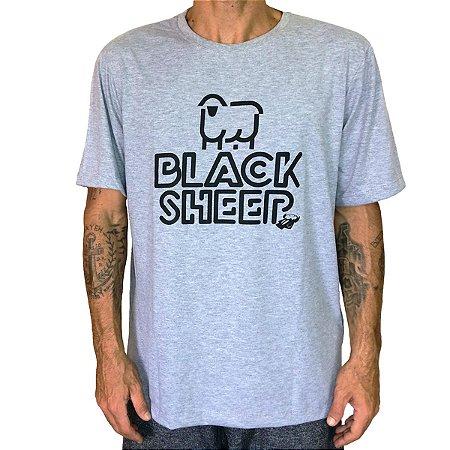Camiseta Black Sheep Small Cinza