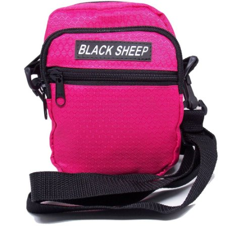 Shoulder Bag Black Sheep Rosa Fluor