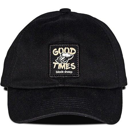 Boné Black Sheep Dad Hat Good Times