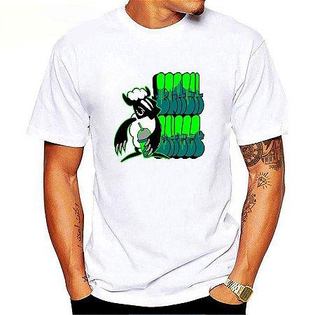Camiseta Black Sheep Skate Branca Grafite