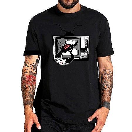 Camiseta Black Sheep Skate Game Black