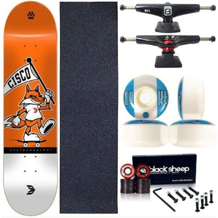 Skate Completo Profissional Maple Cisco Fox 8.0 Next