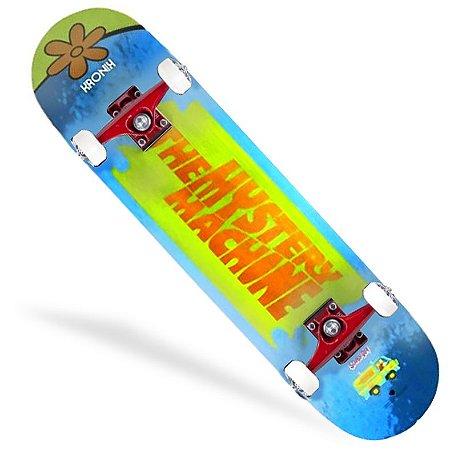 Skate Montado Kronik 8.0 Mystery Machine