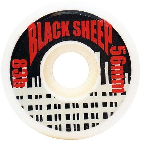 Roda Importada Black Sheep Racer 56mm 83B ( jogo 4 rodas )