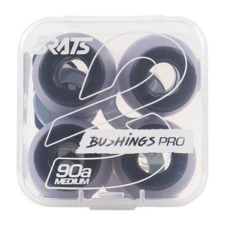 Amortecedor Importado de skate  Brats Wheels Medio 90A.