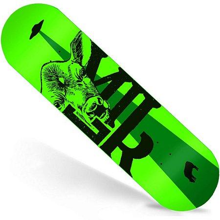 Shape Maple Milk Skate Importado 8.0 Beto Janz Green (Grátis Lixa Importada)