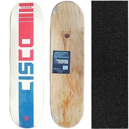 Shape Skate Profissional Cisco White 8.0