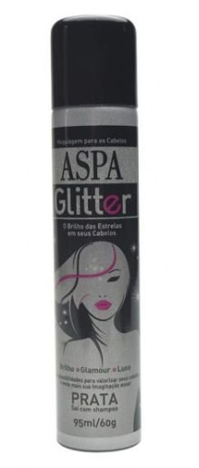 GLITTER EM SPRAY - ASPA 95ML