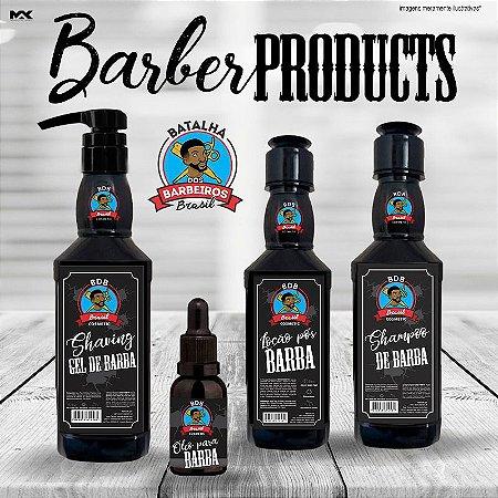 kit Barba BDB BRASIL COSMETIC