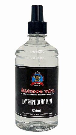 Álcool Líquidol Antisséptico - Alcool Etilico Hidratado 70º INPM