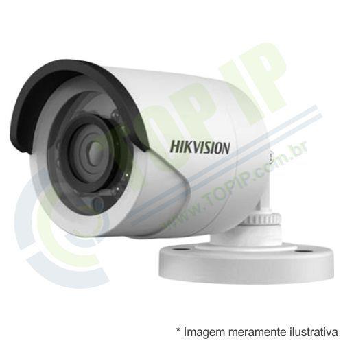 Câmera Infra Canhão HIKVISION 720p 2,8mm 4 em 1 (AHD, HDCVI, HDTVI e ANALÓGICA)