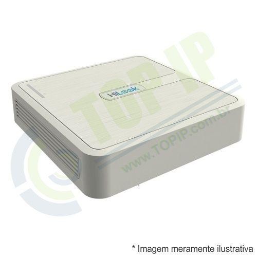 DVR Stand Alone 8 Canais HILOOK 1080p 5 em 1 (AHD, HDCVI, HDTVI, IP e ANALÓGICO)