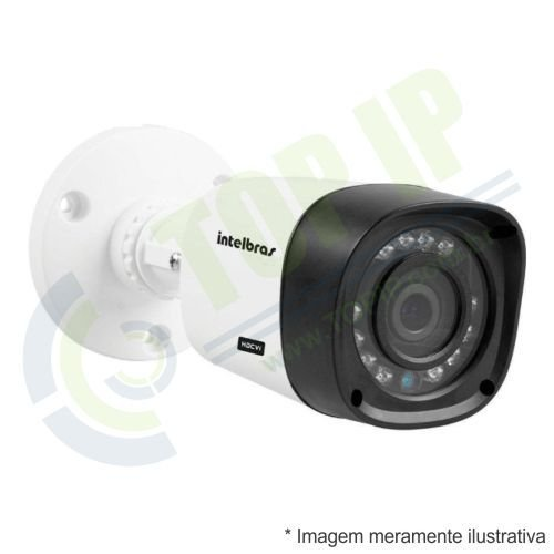 Câmera Varifocal INTELBRAS VHD 3140 VF G3 MULTI HD AM