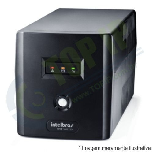 Nobreak INTELBRAS XNB 1440VA 120v