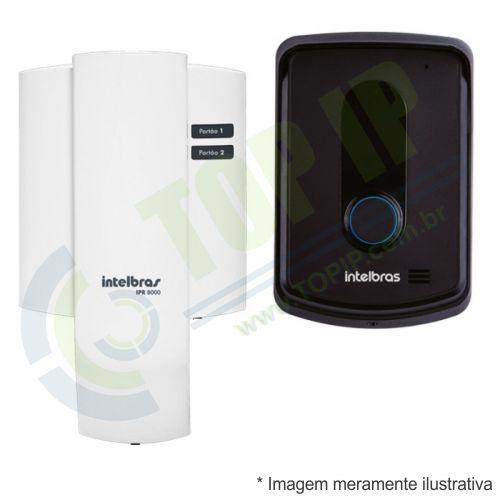 Porteiro Eletrônico Residencial INTELBRAS IPR8010
