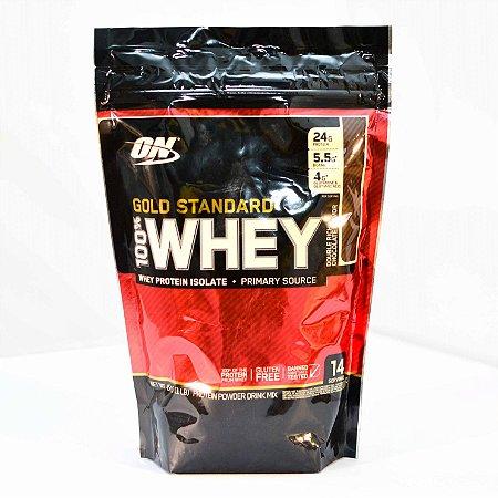 537bd5368 100% Whey Protein Gold Standard 1 Lb (454g) Optimum Nutrition - Loja ...