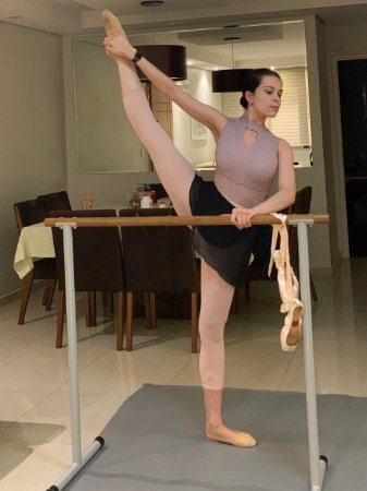 BARRA MÓVEL P/ BALLET - PRO SIMPLE (1.40mt)