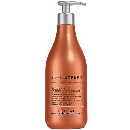 L'Oréal Professionnel Absolut Repair Pós-Química - Shampoo 500ml