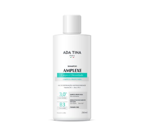 Ada Tina Amplexe Caspa e Oleosidade - Shampoo 250ml