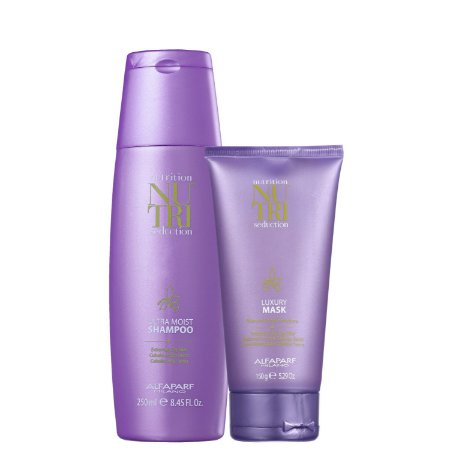 Kit Alfaparf Nutri Seduction - Shampoo + Máscara