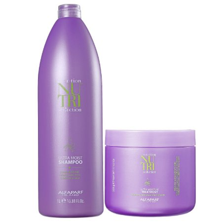 Kit Alfaparf Nutri Seduction Grande - Shampoo + Máscara