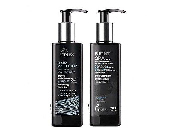 Kit Truss Hair Protector + Night Spa