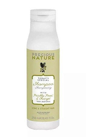 AlfaParf Precious Nature Long & Straight Hair - Shampoo 250ml