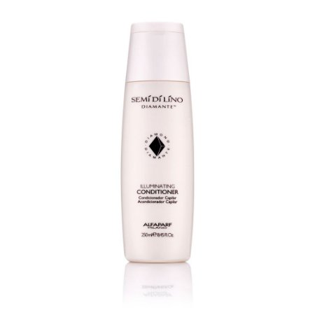 AlfaParf Semi di Lino Diamante Illuminating - Condicionador 250ml