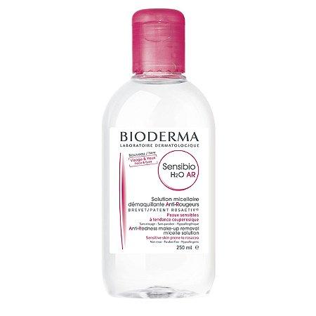 Bioderma Sensibio H2O Solução Micelar - Demaquilante 250ml
