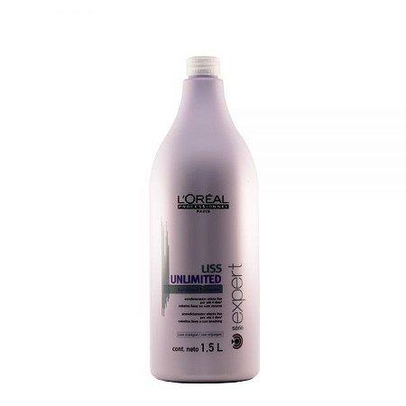 L'Oréal Professionnel Liss Unlimited - Condicionador 1500ml