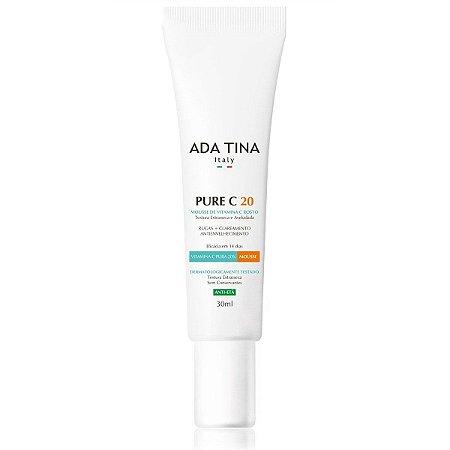 Ada Tina Pure C 20 - Mousse 30ml