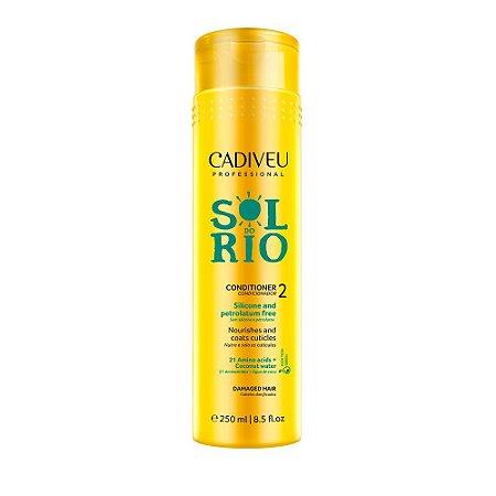 Cadiveu Sol do Rio - Condicionador 250ml