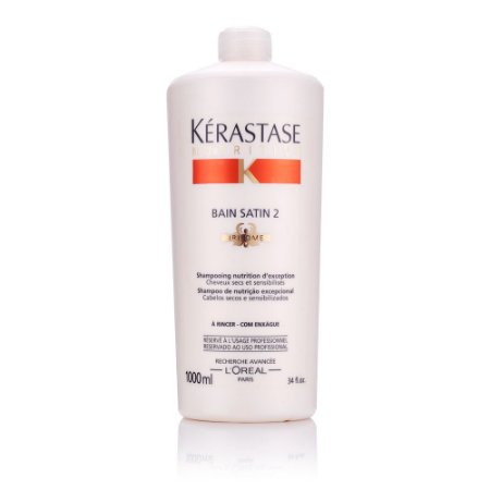 Kérastase Nutritive Bain Satin 2 - Shampoo 1000ml