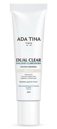 Ada Tina Dual Clear Night - Clareador 30ml