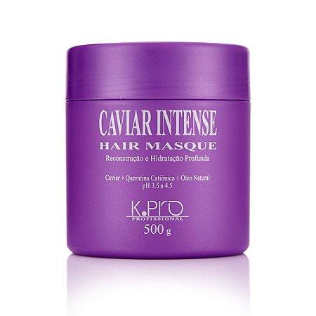 K.Pro Caviar Intense Hair Masque - Máscara de Tratamento 500g
