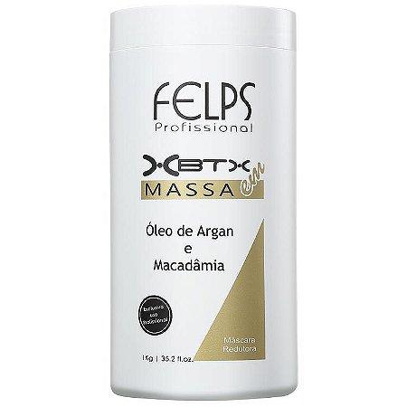 Felps XBTX Tratamento Capilar em Massa - Máscara Redutora 1000g