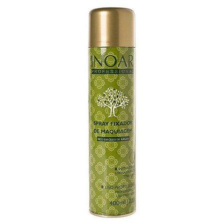 Inoar Argan Oil - Spray Fixador de Maquiagem 400ml
