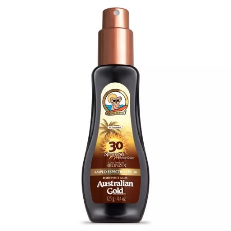 Australian Gold FPS 30 - Protetor Spray Gel 125g