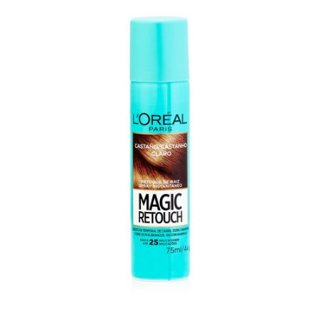 L'Oréal Paris Magic Retouch Castanho Claro - Spray 75 ml