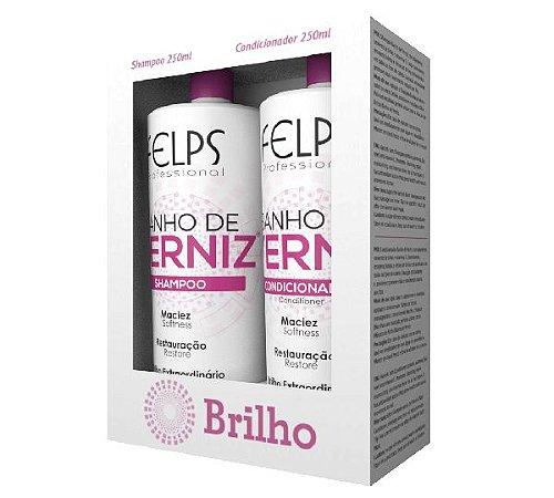 Felps Banho de Verniz Kit Duo 2x250ml