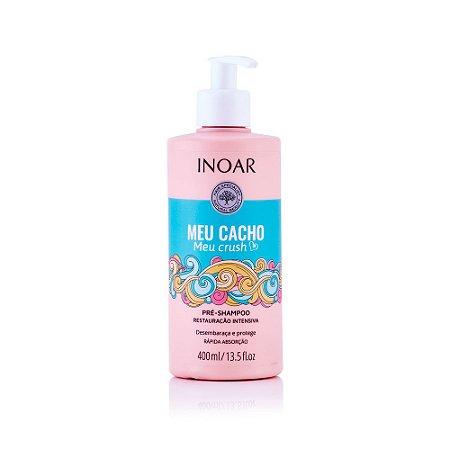 Inoar Meu Cacho Meu Crush - Pré-Shampoo 400ml