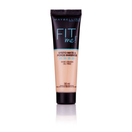 Maybelline Fit Me Base Líquida N80 - 35ml
