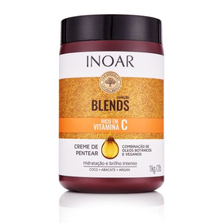 Inoar Blends - Creme para Pentear 1000g
