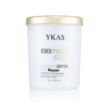Ykas BBTOX Gold Repair Treatment - Máscara 1kg