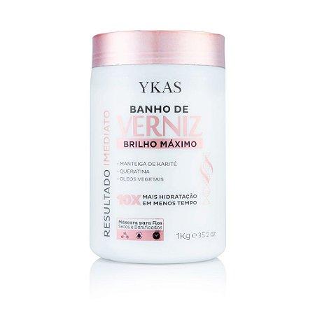 Ykas Banho de Verniz - Máscara 1kg
