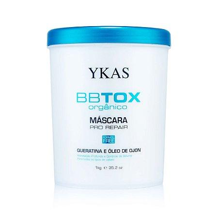 Ykas Bbtox Orgânico 1000ml