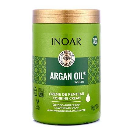 Inoar Argan Oil - Creme de Pentear 1000g