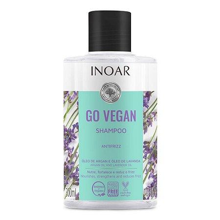 Inoar Go Vegan Antifrizz - Shampoo 300ml