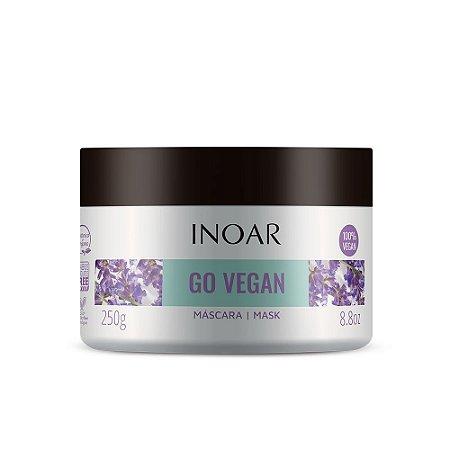 Inoar Go Vegan Antifrizz - Máscara 250g