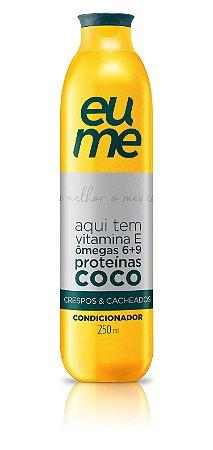 Eume Crespos e Cacheados - Condicionador 250ml